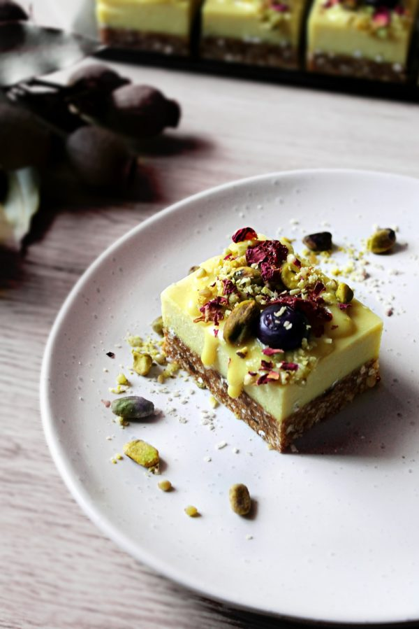 'Wilde Lemon' Cheesecake